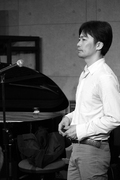 "20130525 - ""Kou Iwaishi and Takashi Kudo Duo""."