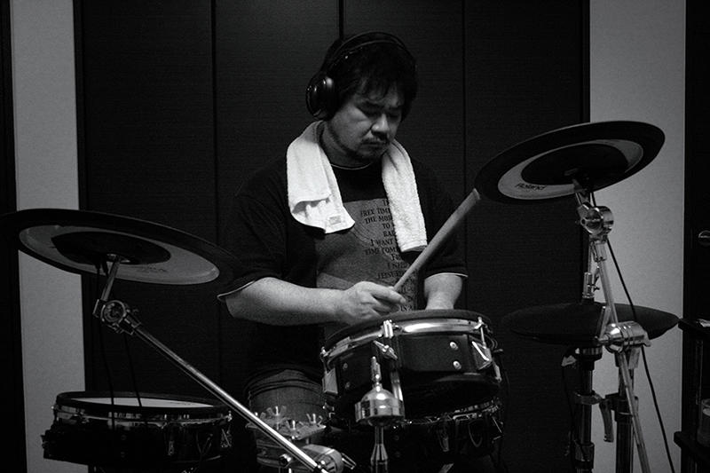 V-drums Redrum 20110529.