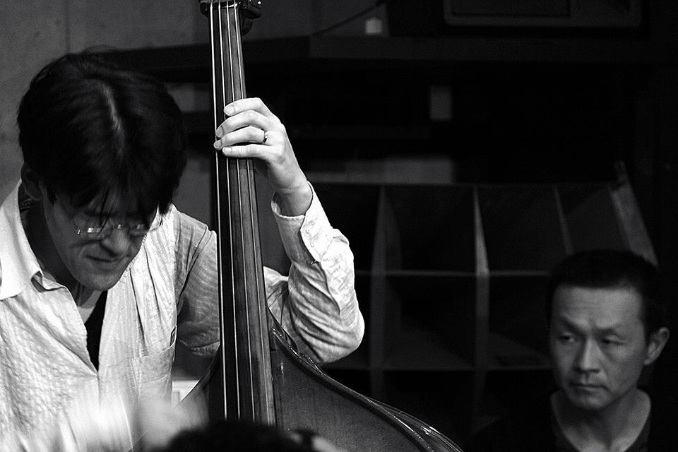 20121202 - Takashi Kudo Trio - #002.