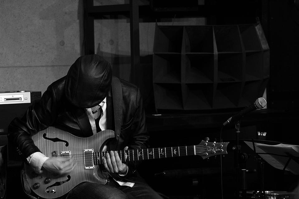 "20130123 - ""Trio D.N.A @ Jazz Factory Nishimura""."