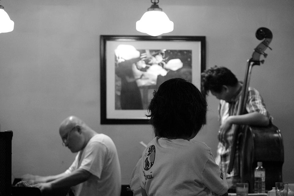 "20140611 - ""Blue Star @ CAFE BALLUECO""."