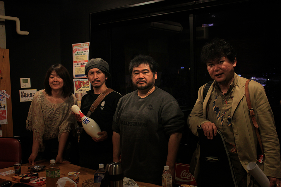 "Life in A Day 20150328-0405 ""RH @ Studio Be Bop""."
