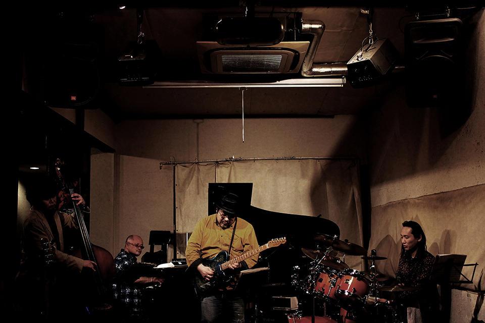 Life in A Day 20151230 Avan Quartette @ Jazz Inn New Combo.