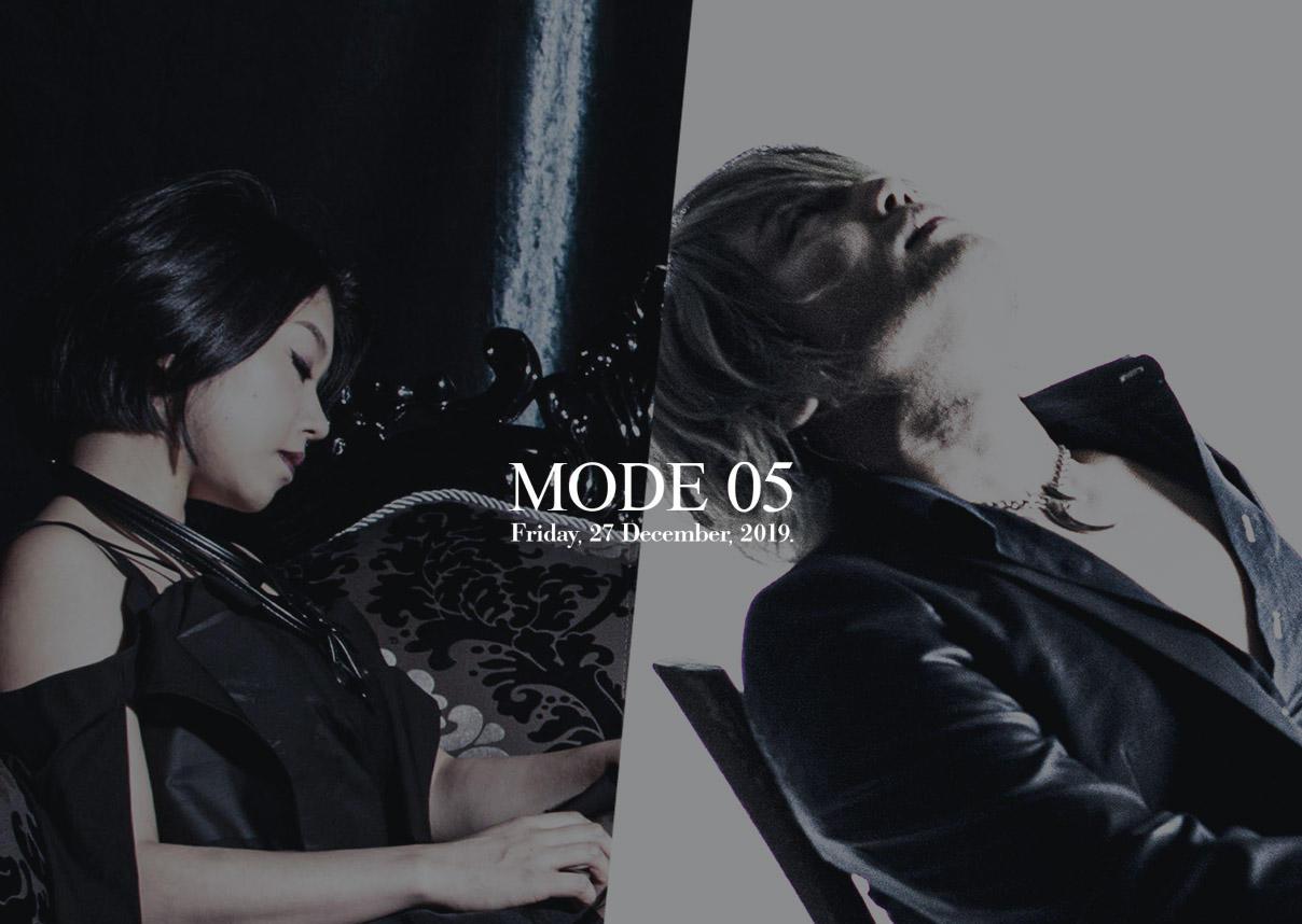 MODE 05 - YOSHIE HATANO + TETSU SHIRAHASHI @ Jazz Inn New COMBO