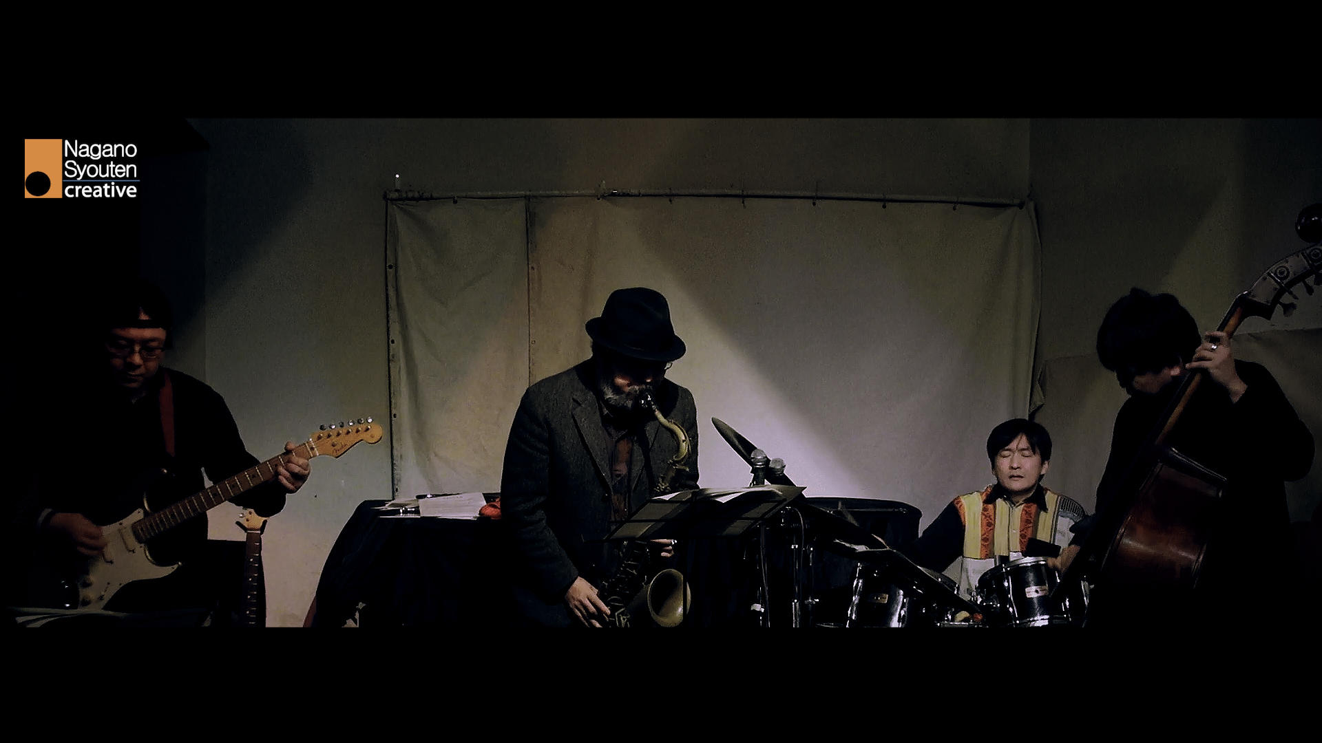 "The Movie; ""Naadam"" / 201313 Quartette @ Jazz Inn New Combo (Thursday, January 03, 2013)."